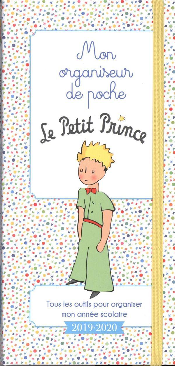 Mon organisateur de poche Le Petit Prince