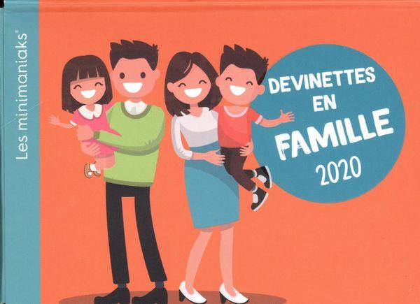 Minimaniak Devinettes en famille 2020