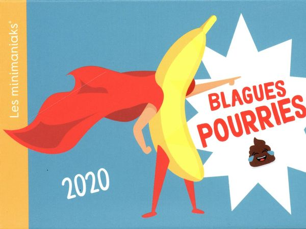 Minimaniak Blagues pourries 2020
