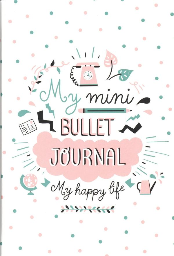 Mon mini-happy Bullet journal