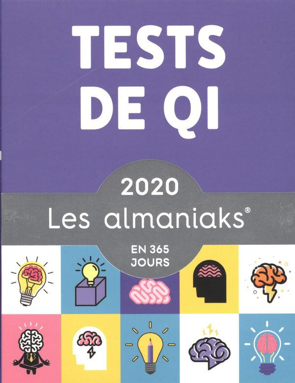 Almaniak Tests de QI 2020