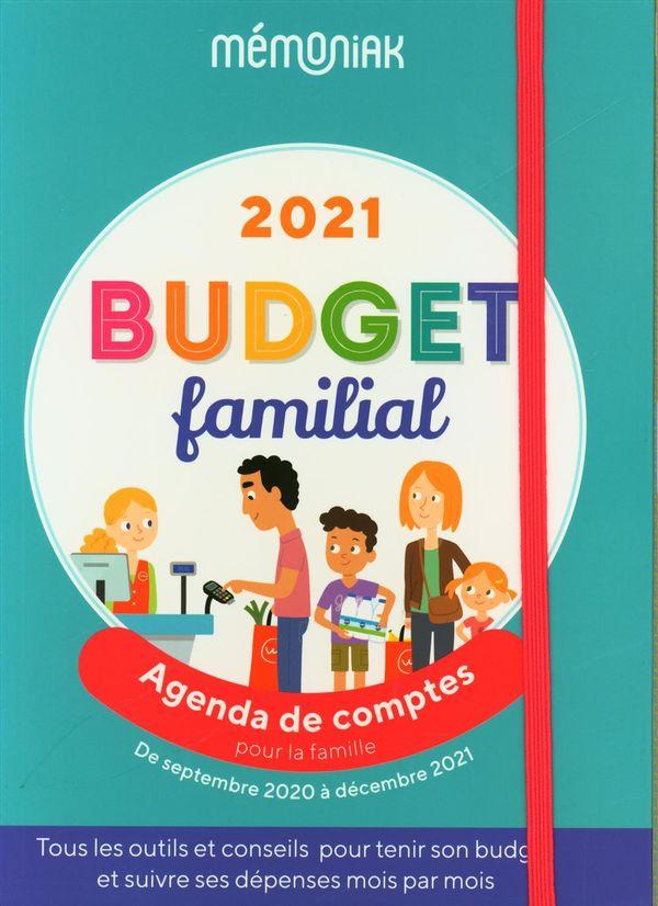 Budget familal Mémoniak 2020-2021