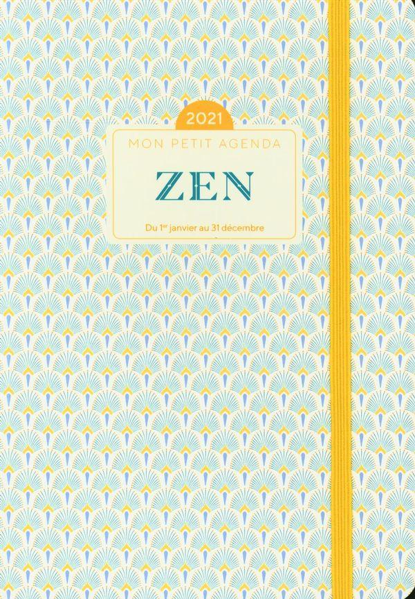 Mon petit agenda Zen 2021