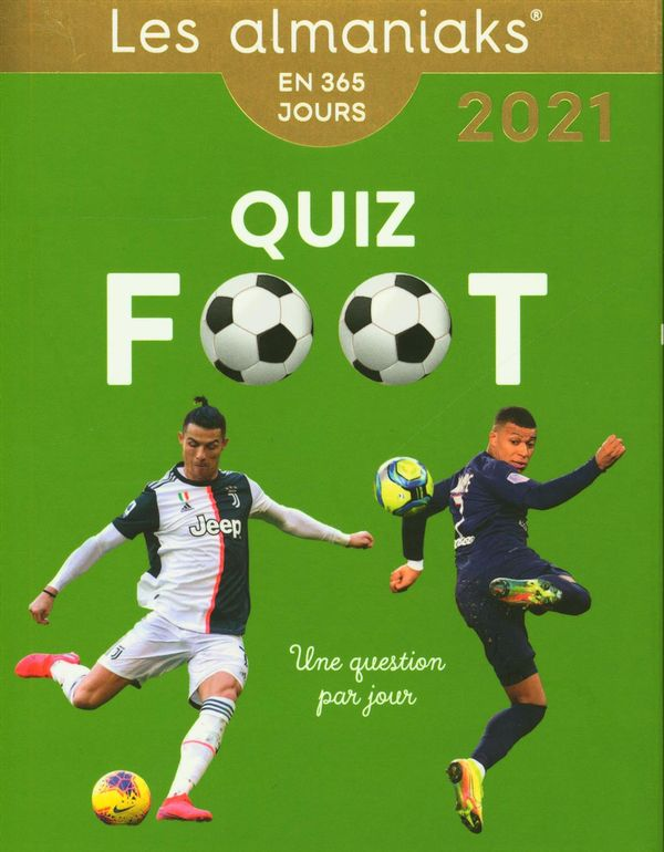 Almaniak Quiz foot 2021