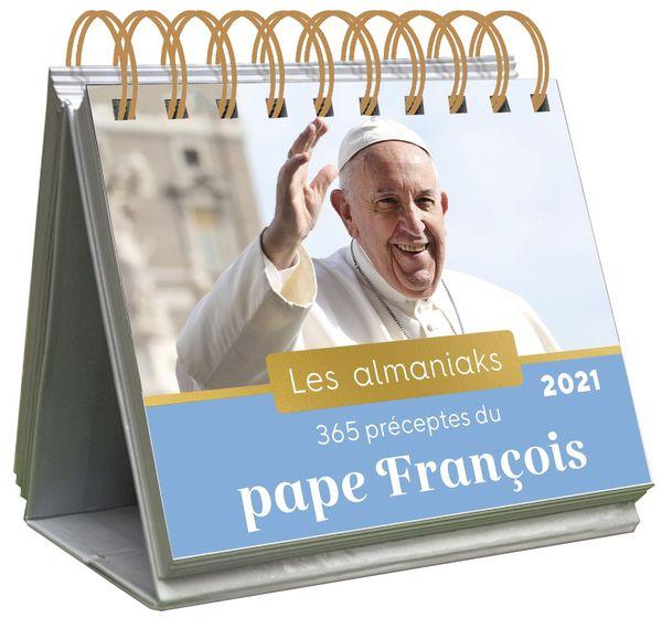 Almaniak 365 préceptes du pape François 2021