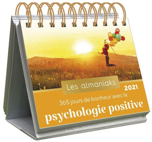 Almaniak 365 jours de bonheur avec la psychologie positive 2021