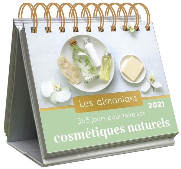 Almaniak 365 jours pour faire ses cosmétiques naturels 2021