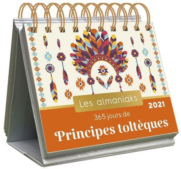 Almaniak 365 jours de principes toltèques en 2021