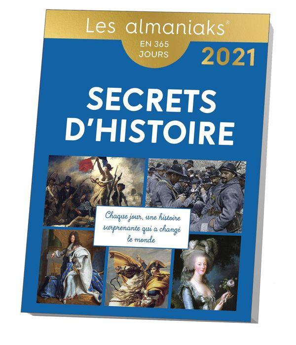 Almaniak Secrets d'histoire 2021