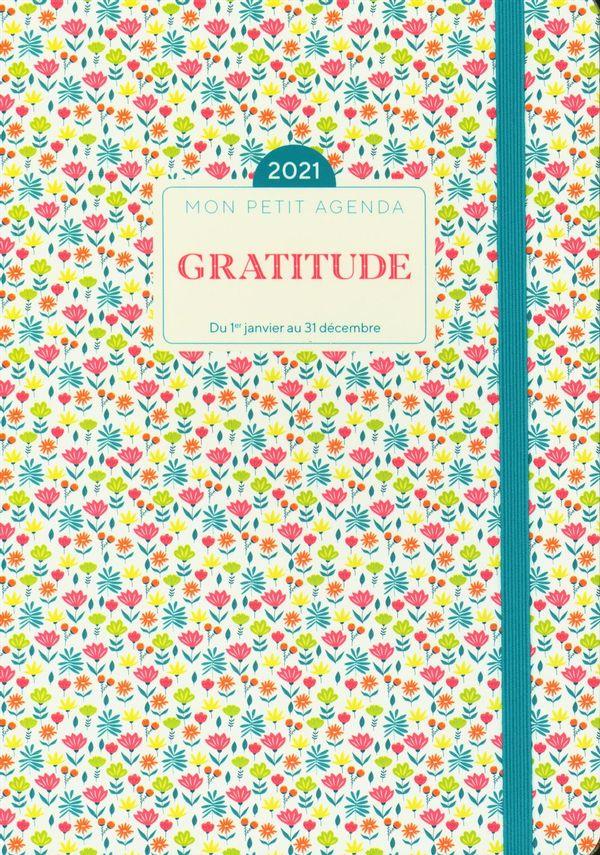 Mon petit agenda Gratitude 2021