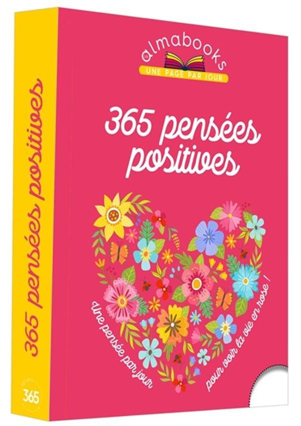 Almabook 365 pensées positives