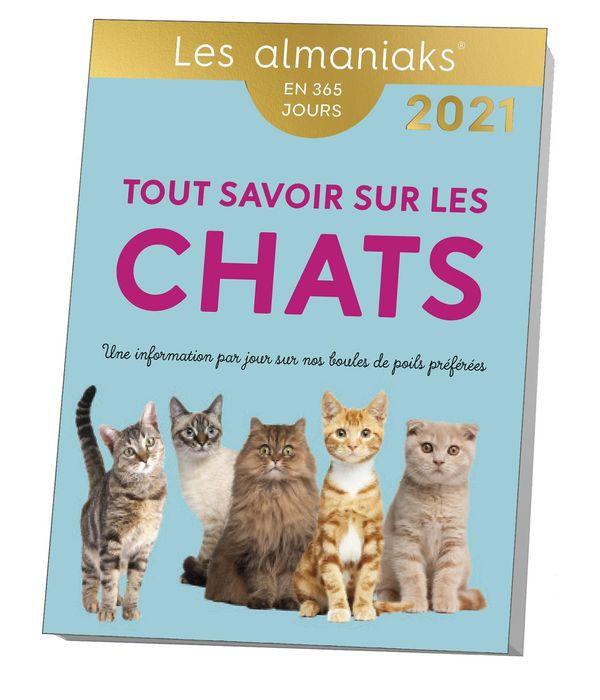 Almaniak Tout savoir sur les chats 2021