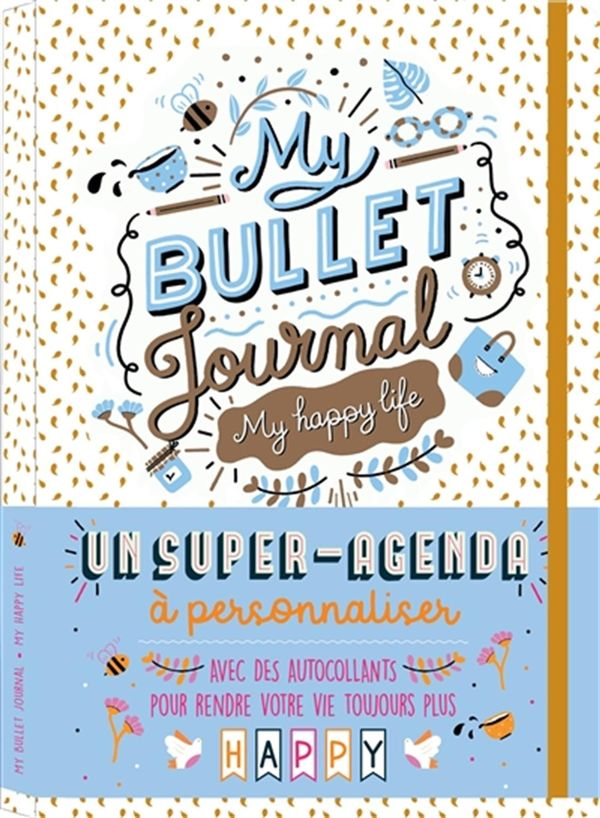 My bullet journal Mémoniak - My happy life 2020-2021