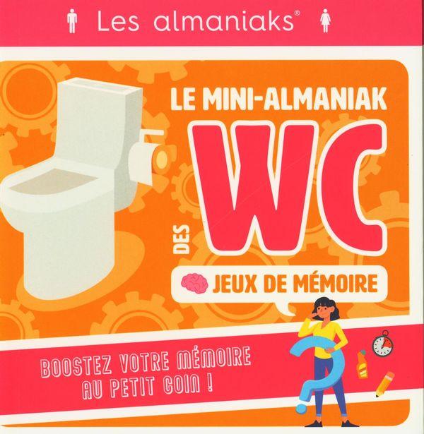 Le Mini-Almaniak des WC spécial-Jeux de mémoire