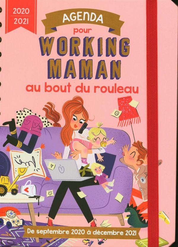 Agenda pour Working maman au bout du rouleau 2020-2021