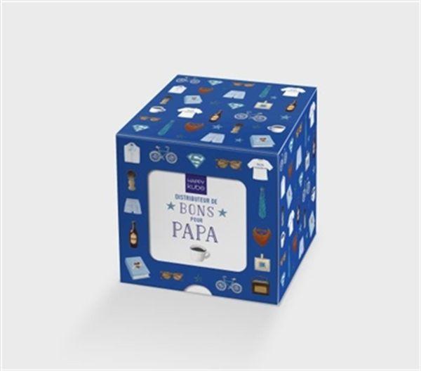 Mon distributeur de bons pour papa