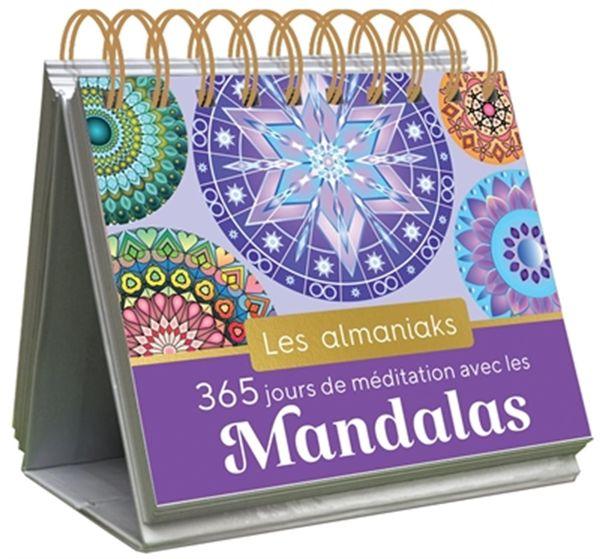 Les almaniaks : 365 jours de méditation avec les mandalas