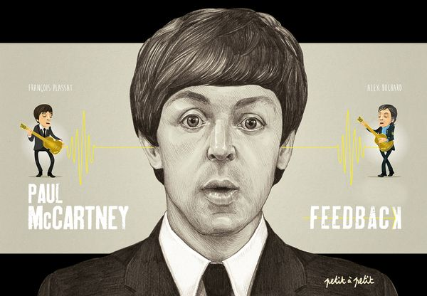 Paul McCartney, Feedback