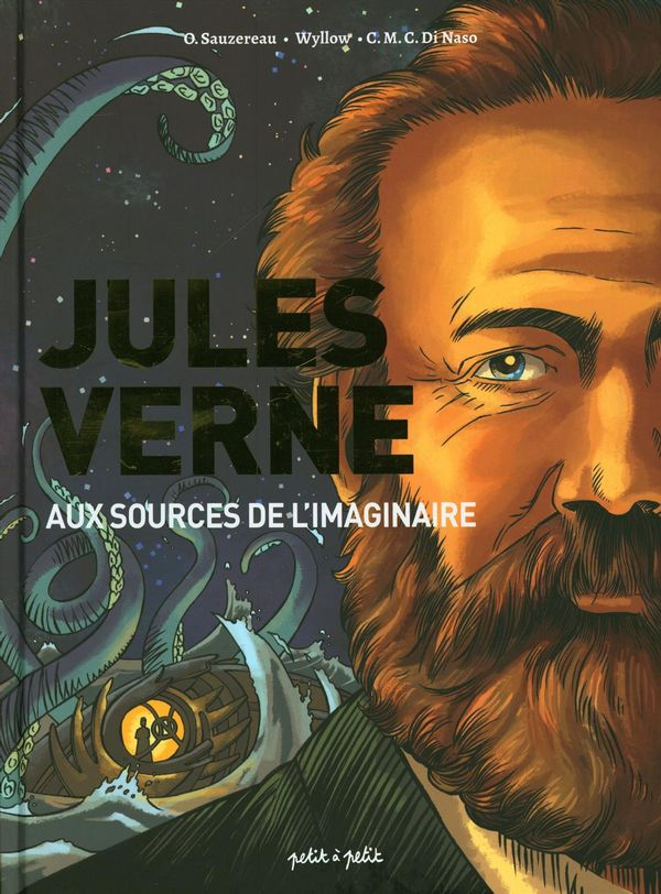 Jules Verne : De Nantes à Amiens
