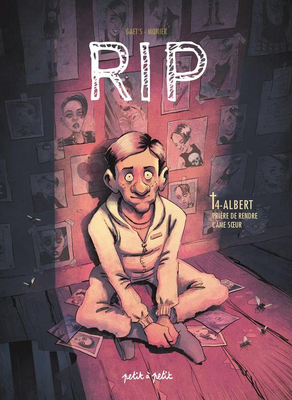 RIP 04 : Albert, prière de rendre l'âme soeur