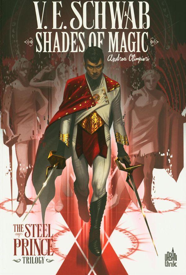 Shades of Magic 01