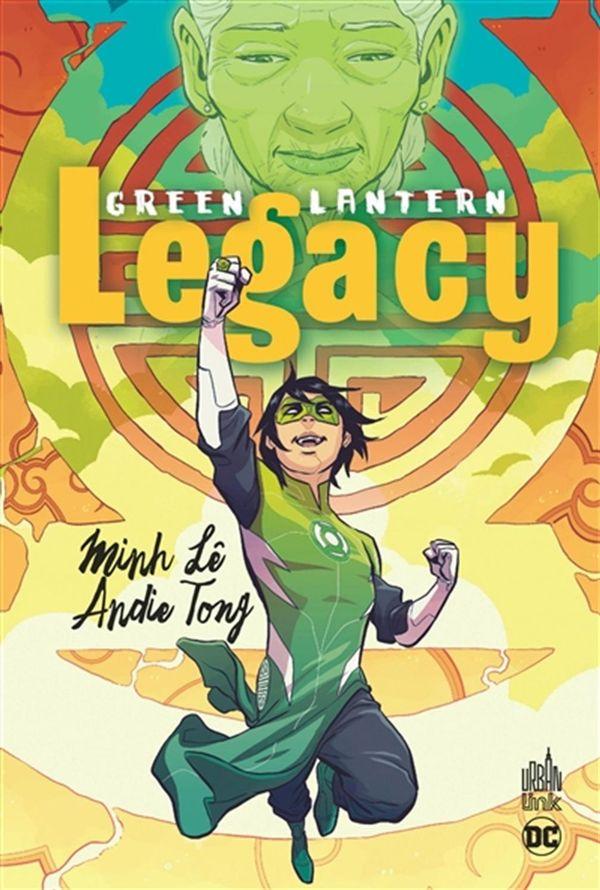 Green Lantern - Legacy