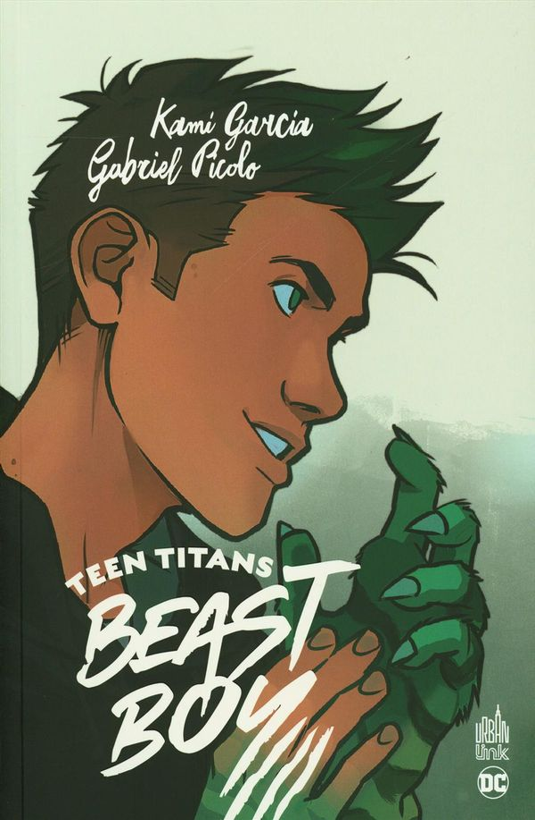 Beast Boy Teen Titans