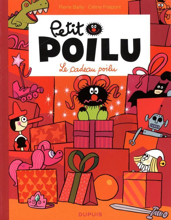 Petit Poilu 06 :  Le cadeau poilu PF