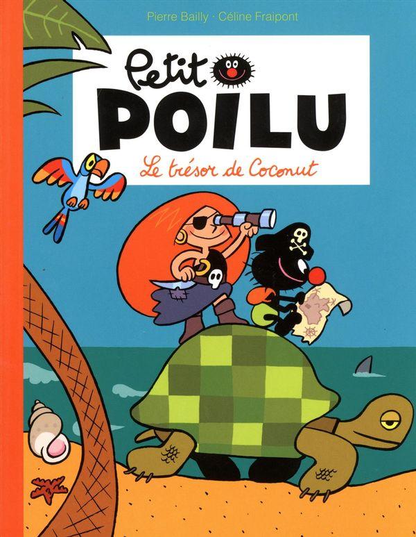 Petit Poilu 09 : Le trésor de Coconut