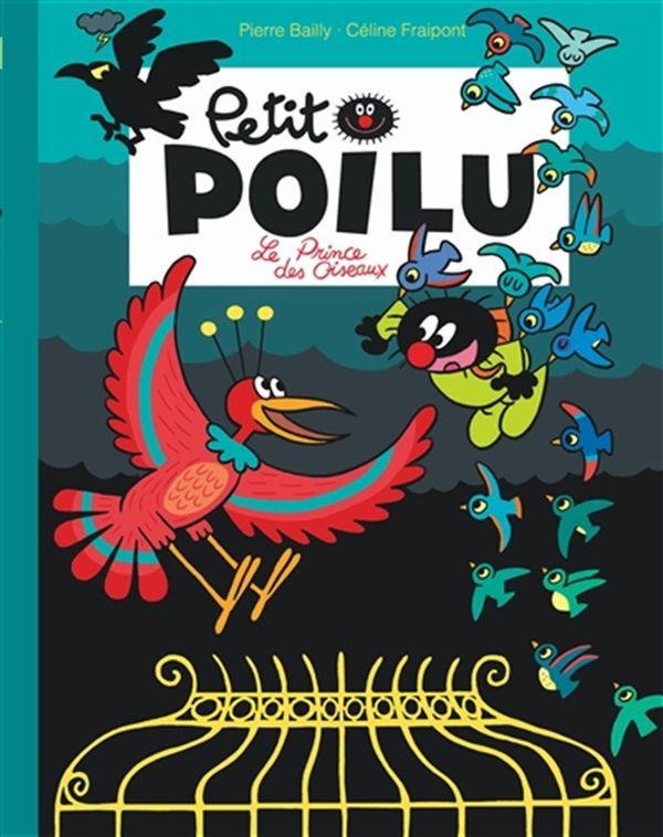 Petit Poilu 19 : Le prince des oiseaux PF