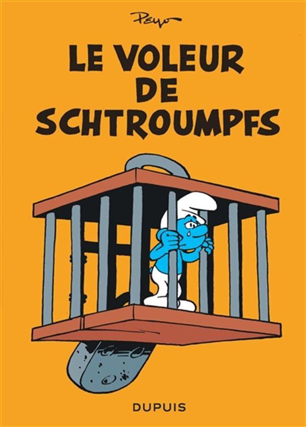 Mini Schtroumpfs 02 : Le voleur de Schtroumpfs