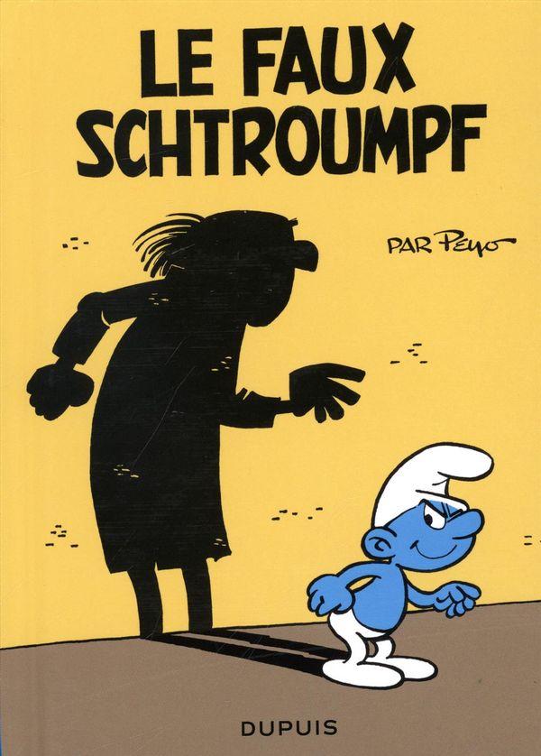 Mini Schtroumpfs 04 : Le faux Schtroumpf