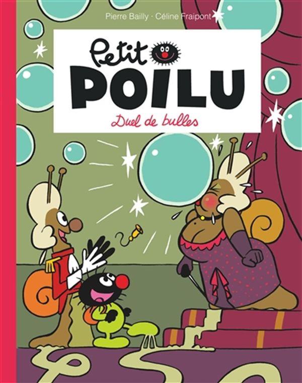 Petit Poilu 23 : Duel de bulles PF