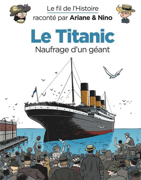 Fil de l'histoire Le 19  Le Titanic