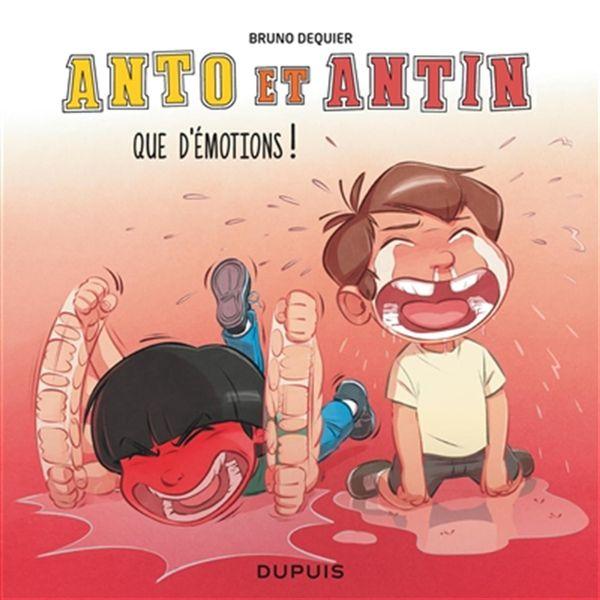 Anto et Antin 03 : Que d'émotions!