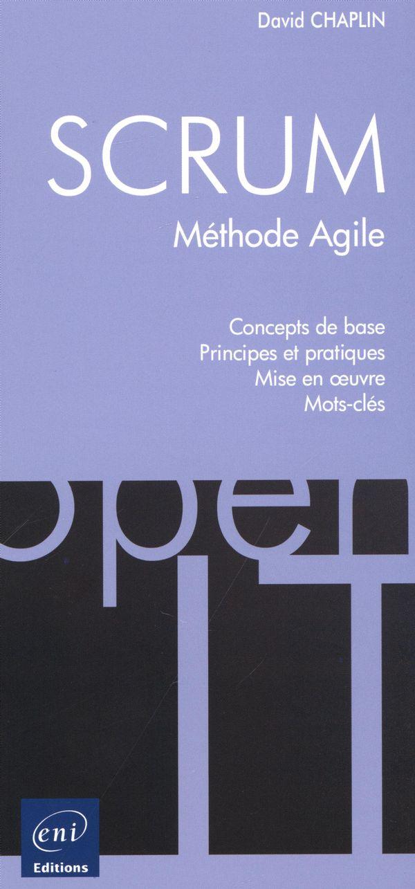 SCRUM - Méthode Agile