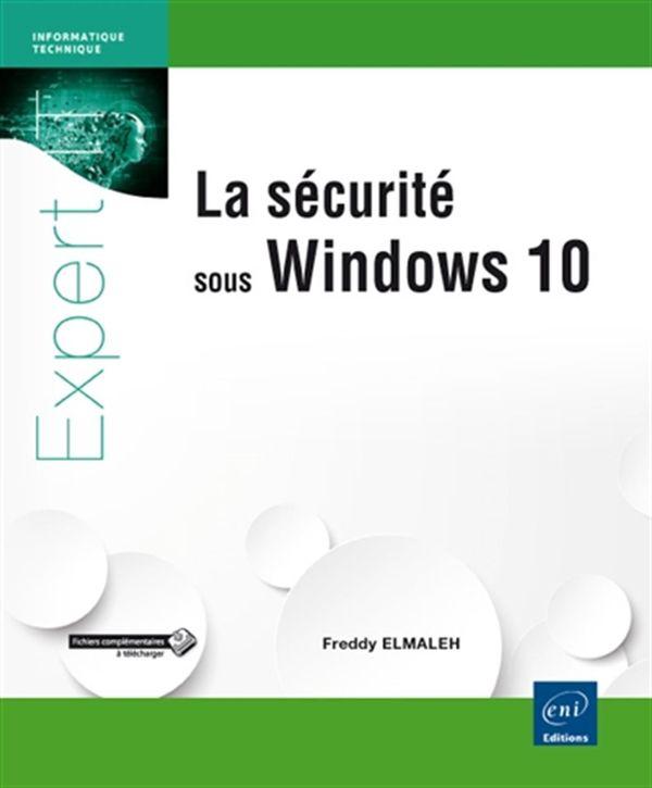 La sécurité sous Windows 10