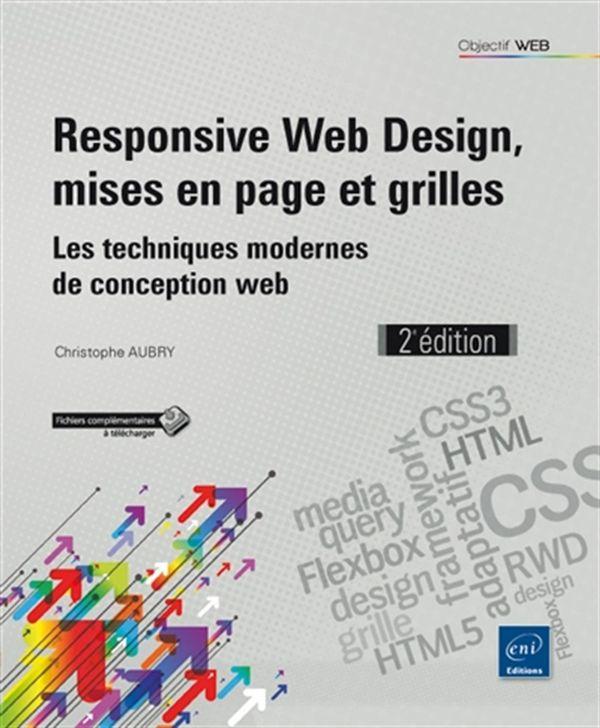 Responsive Web Design, mises en page et grilles 2e édition