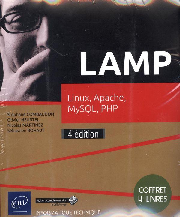 LAMP - Linux, Apache, MySQL, PHP 4e édition