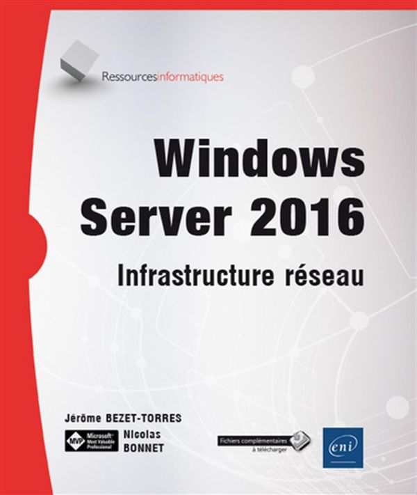 Windows Server 2016 - Infrastructure réseau