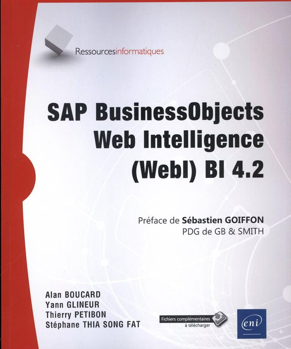 SAP BusinessObjects Web Intelligence (Webl) BI 4.2