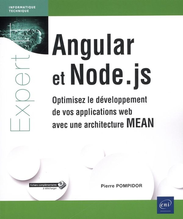 Angular et Node.js : Optimisez le développement de vos applications web avec architecture MEAN