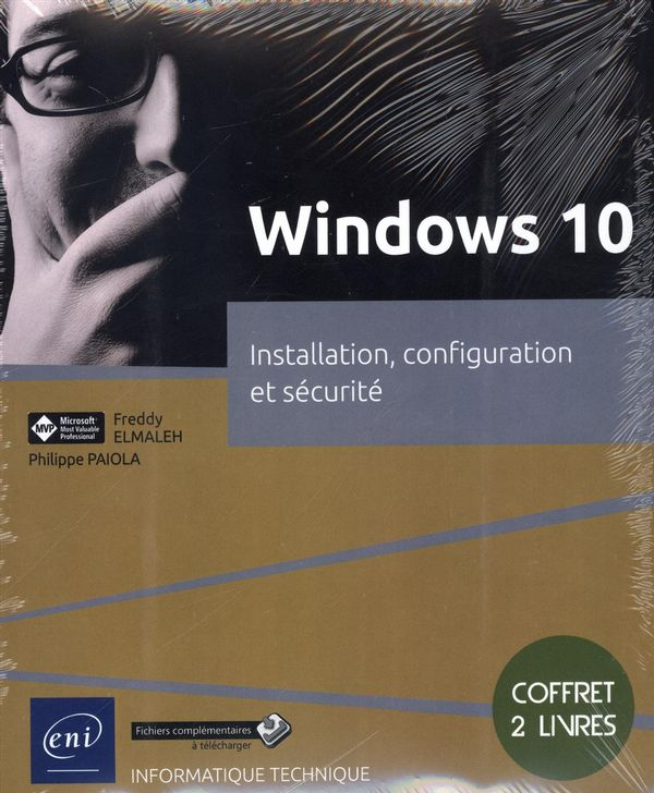 Windows 10 - Installation, configuration et sécurité