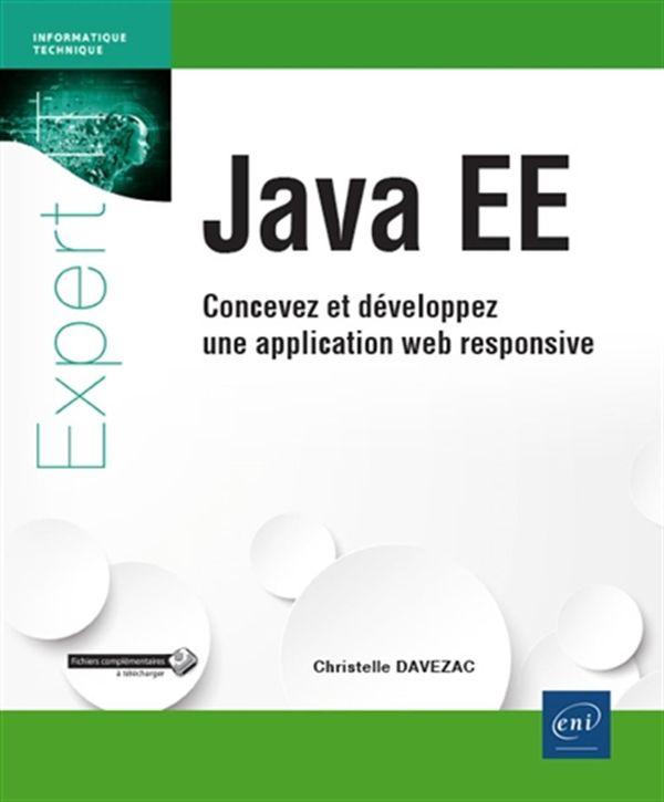 Java EE : Concevez et développez une application web responsive