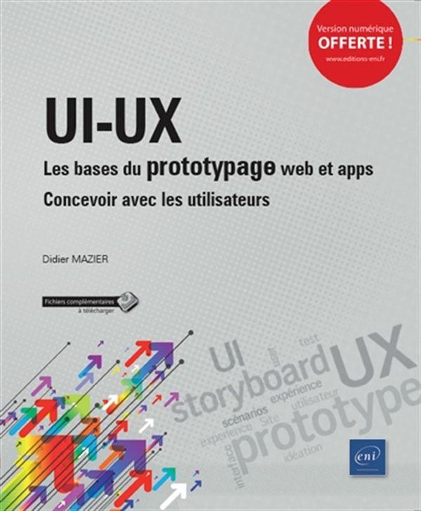 UI-UX - Les bases du prototypage web et apps