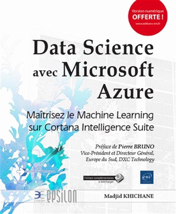 Data Science avec Microsoft Azure