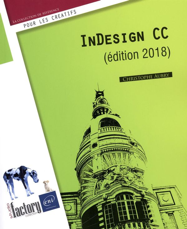 InDesign CC édition 2018