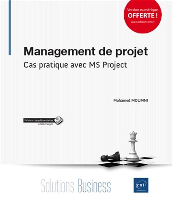 Management de projet - Cas pratique avec MS Poject