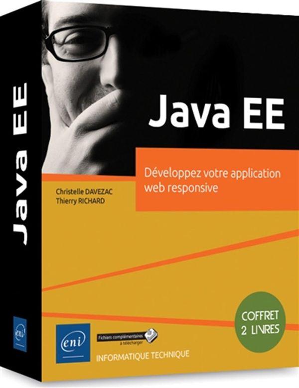 Java EE - Développez votre application web responsive