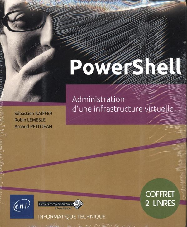 PowerShell - Administration d'une infrastructure virtuelle